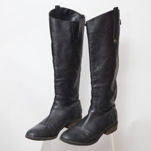 Sam Edelman Penny Boot Black Size 10